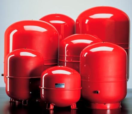 расширительный бак для отопления схема установки
