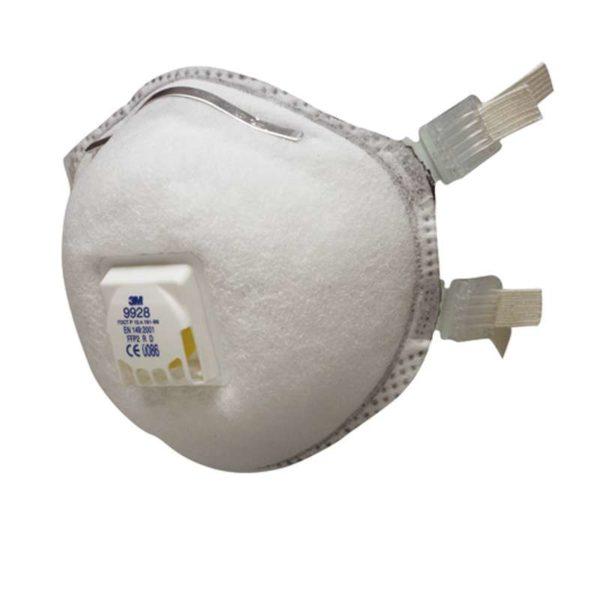 Респиратор используется при работе с жидкими гвоздями в закрытых помещениях