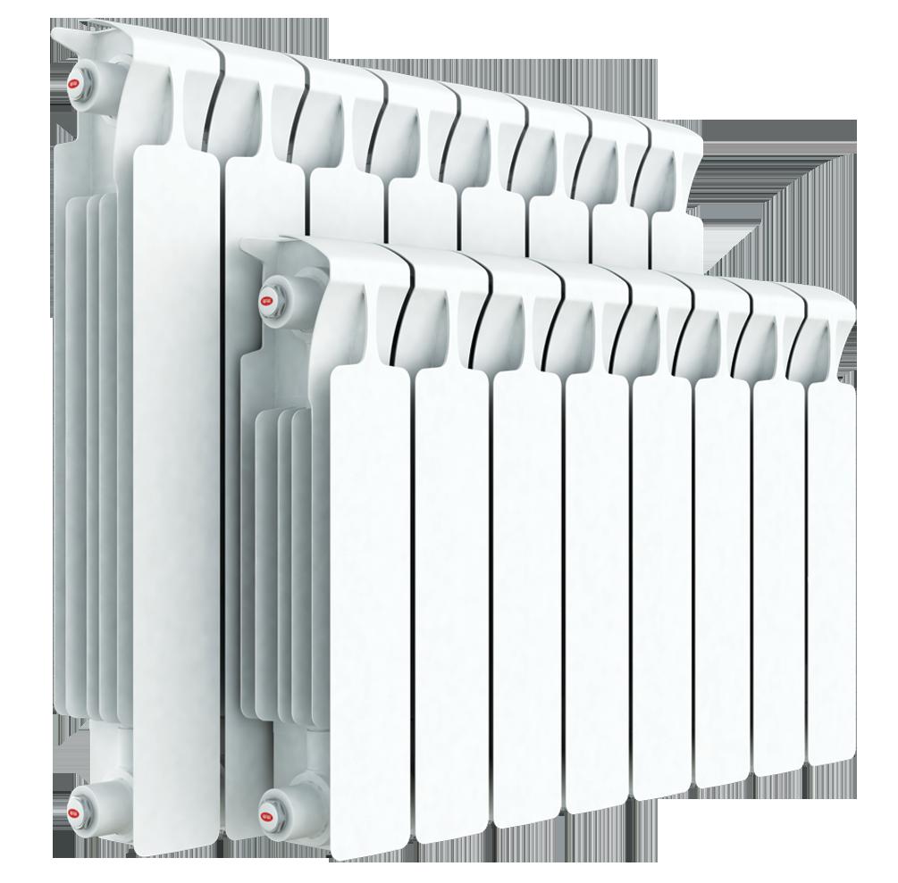 Рифар Монолит - чемпион по прочности на разрыв. Радиатор рассчитан на давление до 100 атмосфер, а испытывается давлением в 150 кгс/см2.