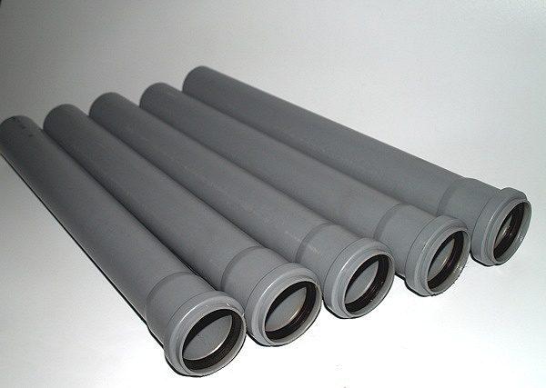 Роль корпуса будет играть пластиковая труба диаметром 50 мм.