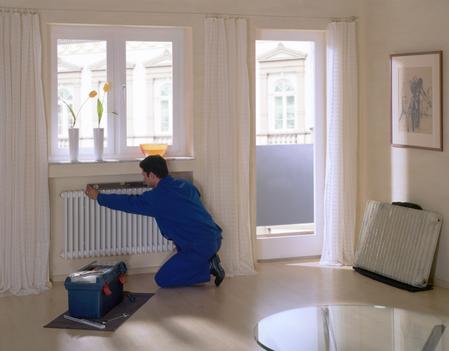 Колонка для отопления частного дома