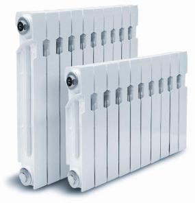 Секционные батареи из алюминия