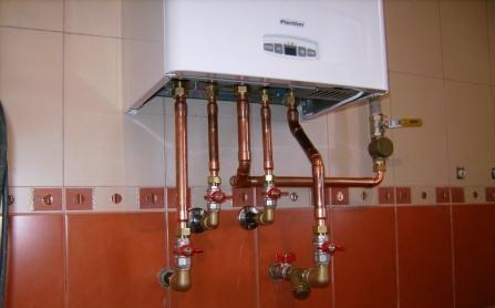 Водопровод на даче инструкция