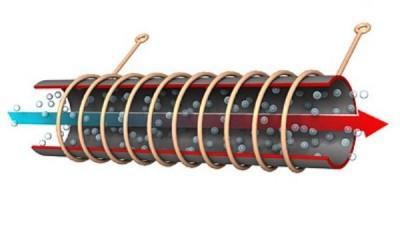 Схема простого индукционного нагревателя для системы отопления