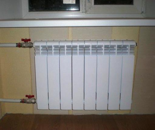 Схема однотрубного отопления частного дома фото 550