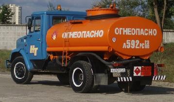 Следует помнить, что топливо для жидкотопливных агрегатов огнеопасно.