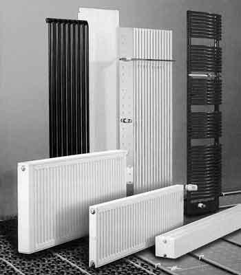 стальные радиаторы отопления керми