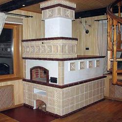 Старинная русская печь
