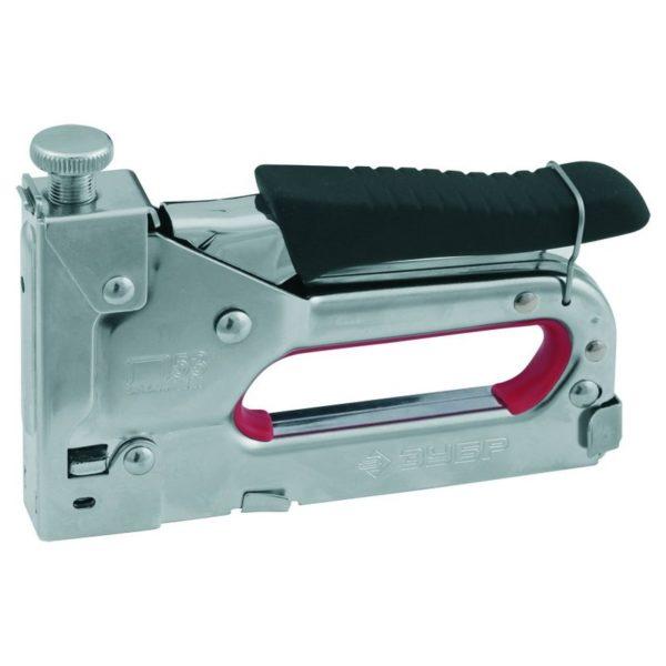 Степлер позволяет крепить мембрану очень быстро и очень надежно