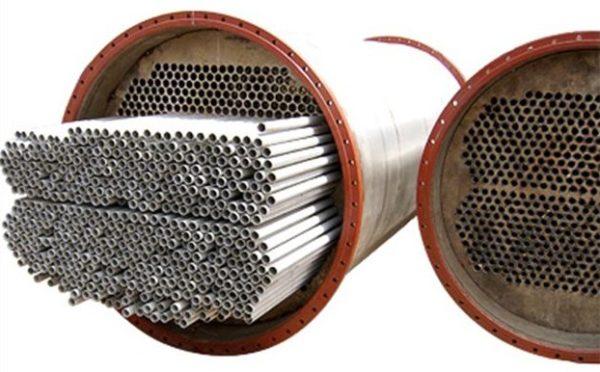 Теплообменник из трубок очень компактен и потребляет мало электроэнергии.