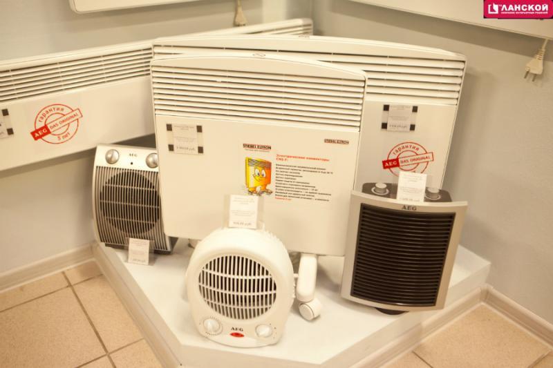 Отопление своими руками электрическое