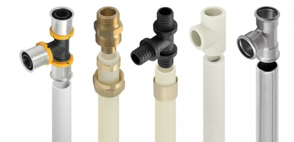 Трубы из разных материалов, имеют различные свойства.