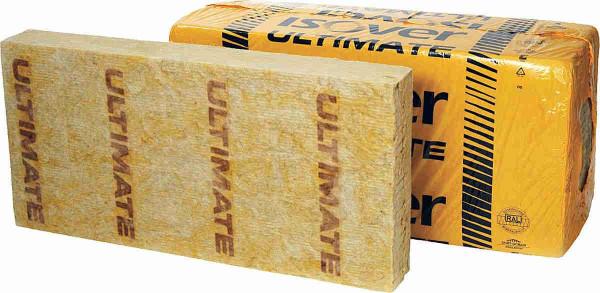Универсальный утеплитель ISOVER на основе минерального волокна