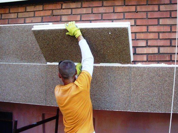 Утепление фасада может сократить расходы на отопление в 2-3 раза.