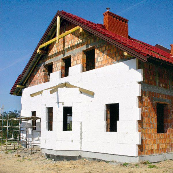 Утепление фасада способно вдвое сократить расходы на отопление.