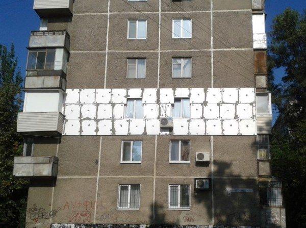 Утепление квартиры ПСБ-С.
