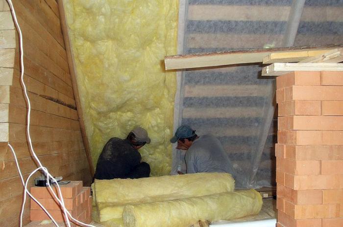 Как утеплить стены частный дом своими руками