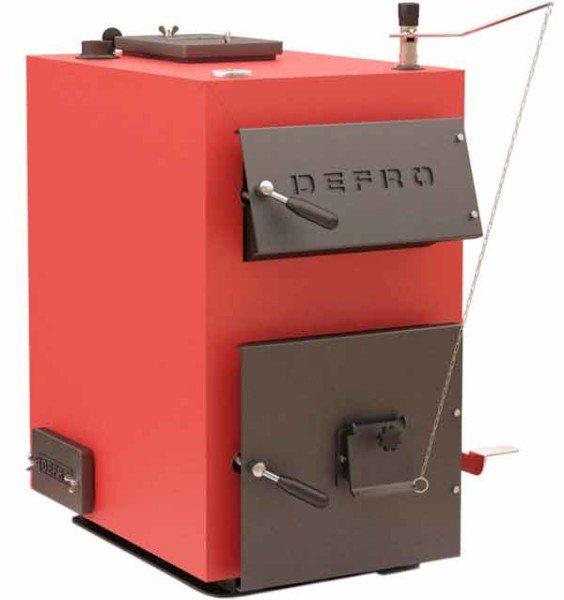 В отсутствие газа дровяной котел становится источником самого дешевого тепла.