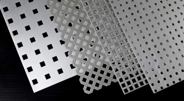 Варианты стальной сетки в листах