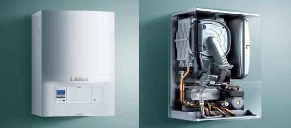 Внешне аппарат не отличается от обычного настенного агрегата.