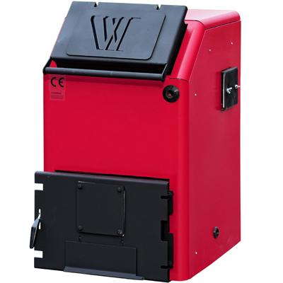 Wirbel ECO-17 использует в качестве топлива уголь.