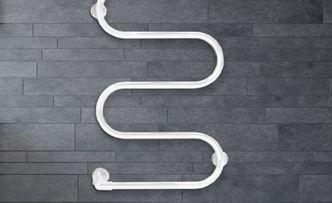 Крепление для полотенцесушителя