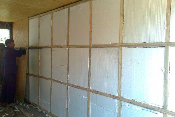 для как сделать стену из техноплекса в холодильной камере кабинета салоне красоты