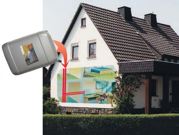 заполнение системы отопления теплоносителем