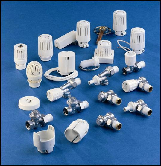 Правильно подобранные радиаторные клапаны