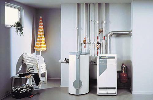 Здесь вы можете видеть, что входит в индивидуальную систему отопления