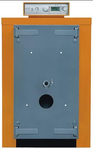 Жидкотопливный дизельный котёл Wolf MKS/MUS 500